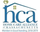 Elderwood Home Care is a member of the Home Care Alliance Of Massachusetts